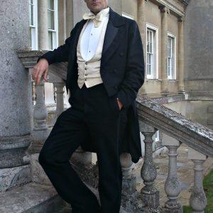 Peter in Mr Selfridge