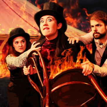 Our very own Venetia Twigg is directing Dr Faustus on an Autumn Tour now.